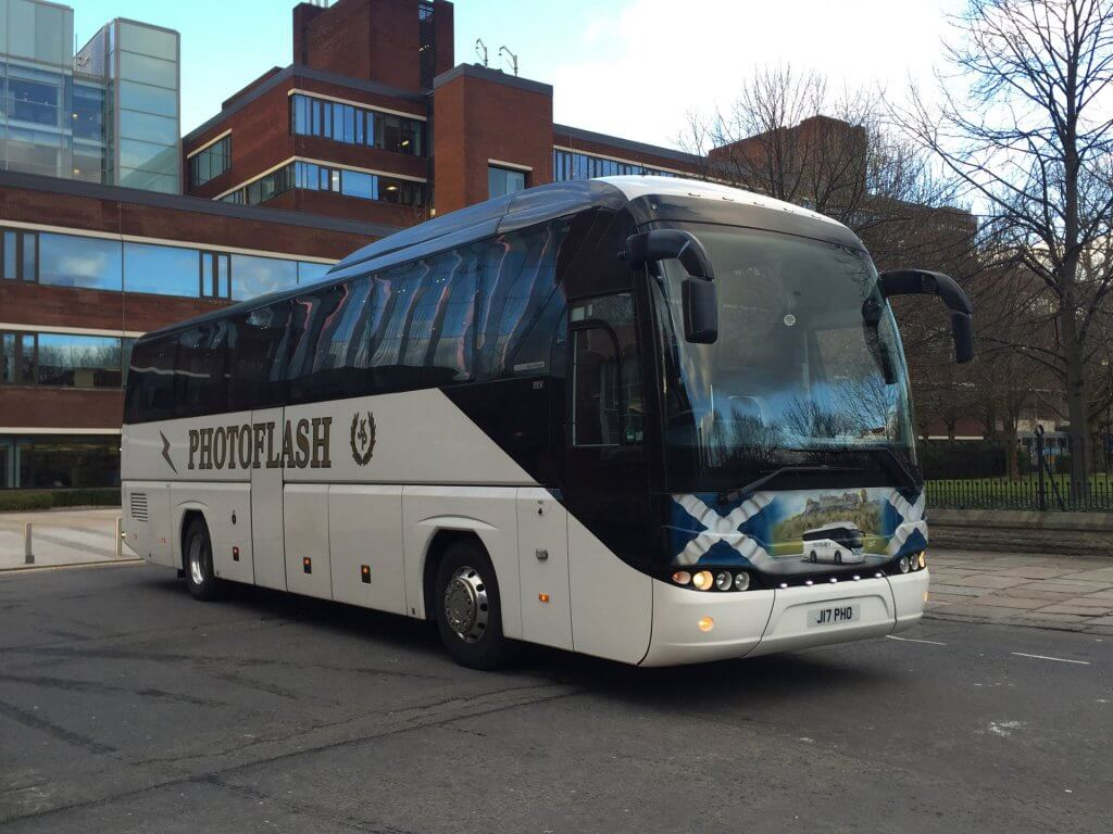 Photoflash Coach Hire Gallery
