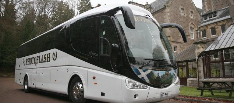 Photoflash Wedding Transport Services
